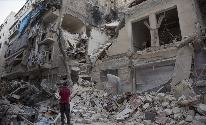 New talks seek to end Syria's war after nearly six years