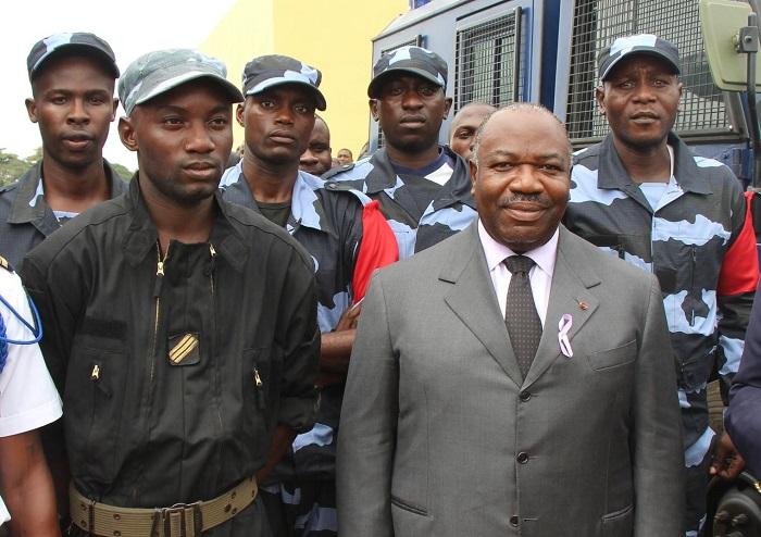 Bongo security
