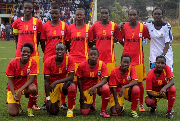 Uganda's Crested Cranes take on Tanzania Sunday in the CECAFA semifinals. PHOTO FUFA MEDIA