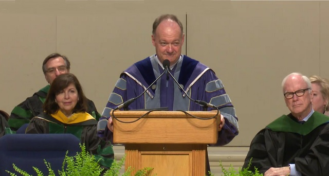 Georgetown University President John DeGioia