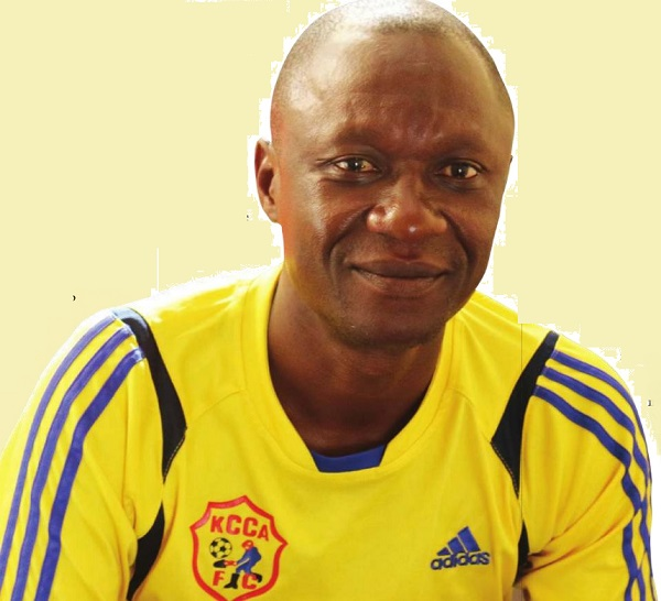 KCCA Mike Mutebi