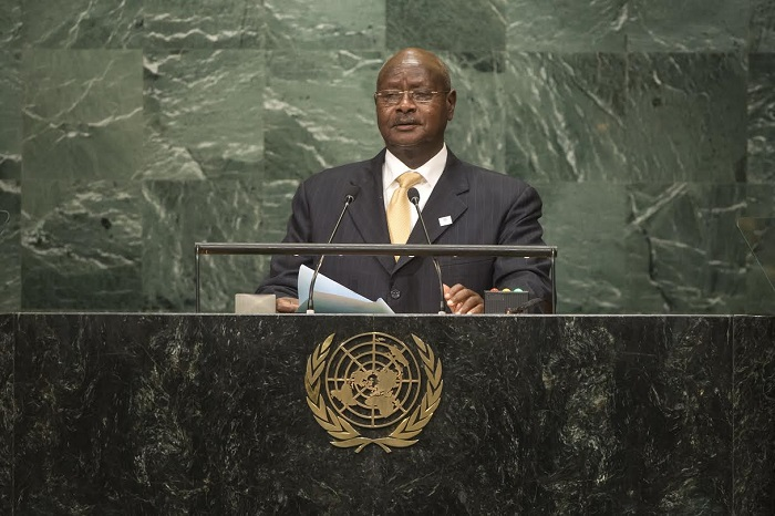 Uganda H.E. Mr. Yoweri Kaguta Museveni President General Assembly Seventy-first session: Opening of the General Debate 71 United Nations, New York
