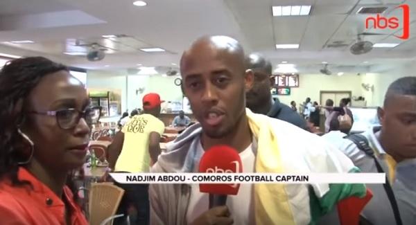 NBS Comoros 1
