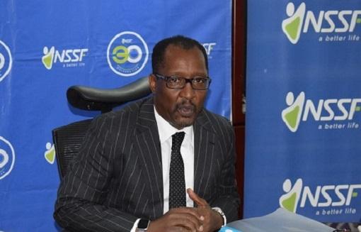 NSSF boss Byarugaba