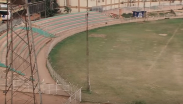 A section of Nakivubo stadium