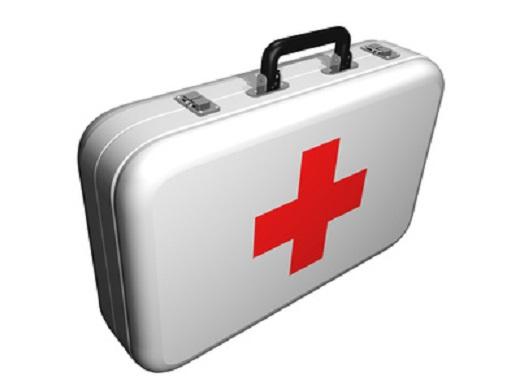 valise de secours