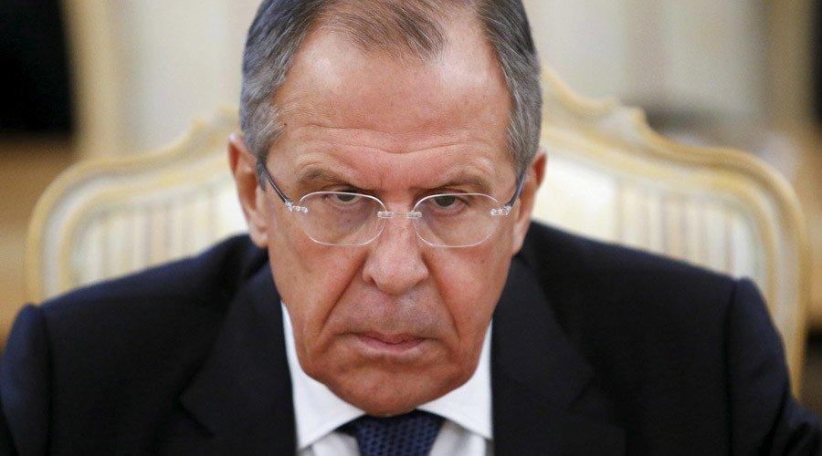 Russia's  Sergei Lavrov