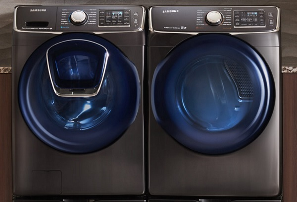 Samsung eyes fix after complaints of 'exploding' washing machines