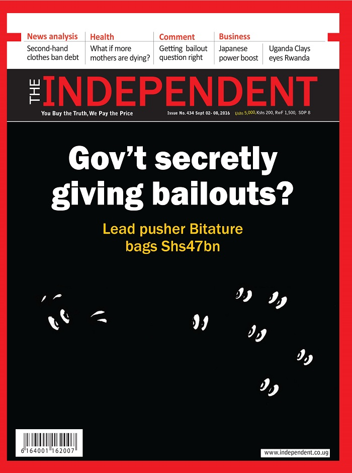 The cover story of the latest The Independent. Get your copy at the nearest news-stand.