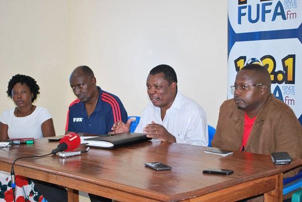 Musonye says CECAFA looking for new hosts. FILE PHOTO