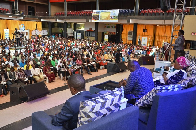 Akol was guest speaker at the Bukedde business forum dubbed Yiiyasente