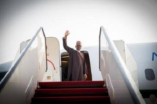 Politics Aisha Buhari Arrives London To See Ailing Husband