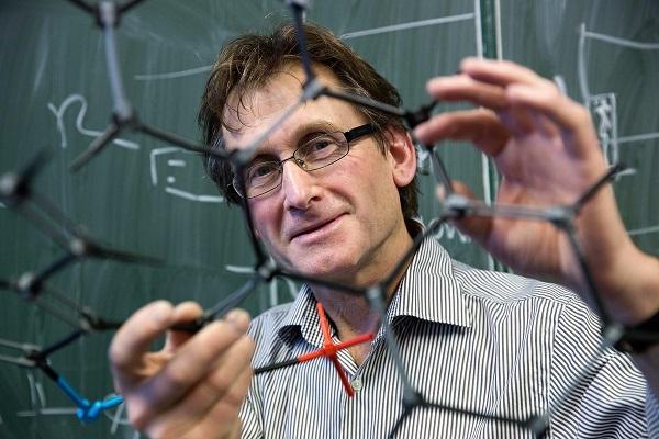 Chemistry Laureate Bernard Feringa