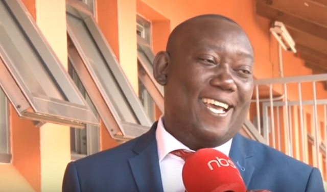 Kato Lubwama's academic credentials being questioned.