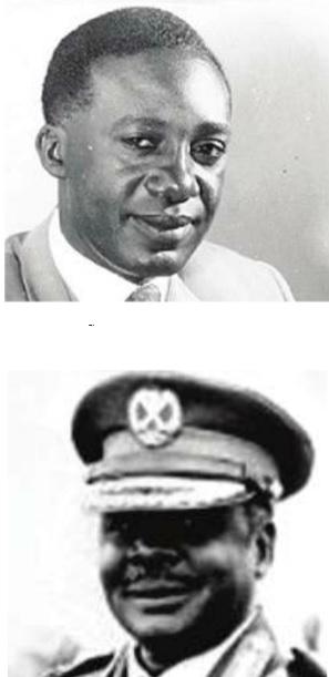 Lule and Tito Okello