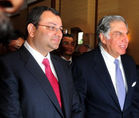 Ratan Tata replaces Cyrus Mistry as Chairman of Tata Sons