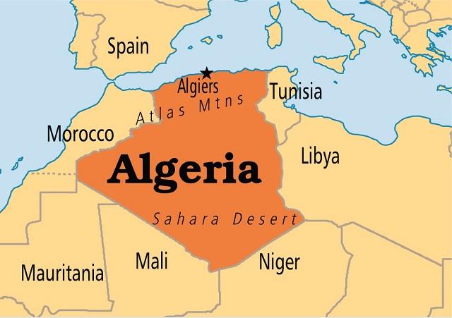 algeria-a-map