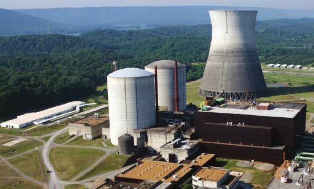 A hi-tech nuclear power plant. Uganda plans to build such facilities to boost her electricity needs.