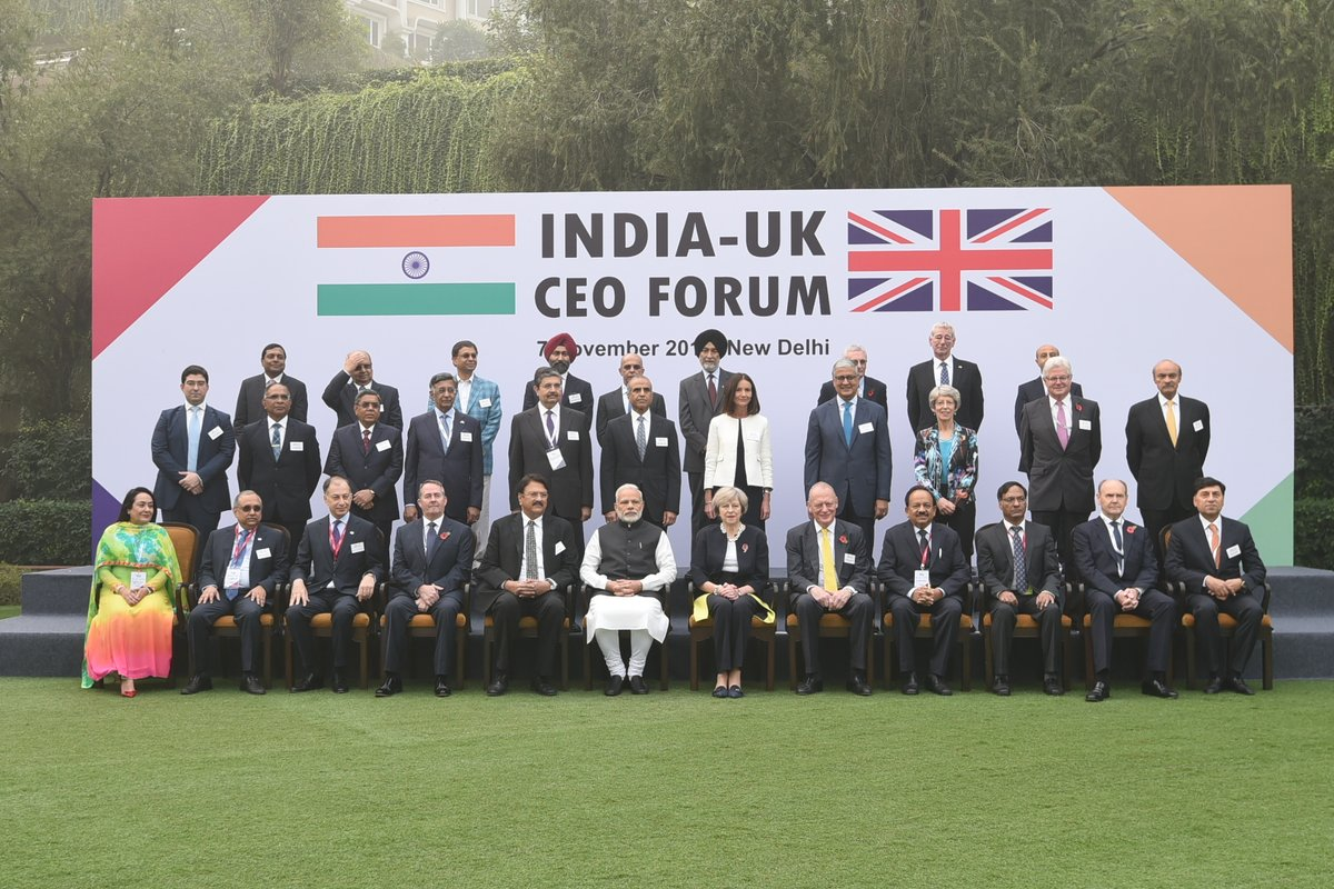 Narendra Modi: UK must open doors for India's students