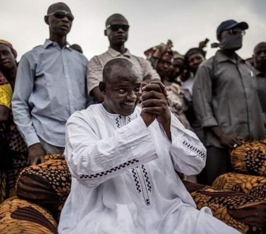 Adama Barrow: how do you solve a problem like The Gambia?