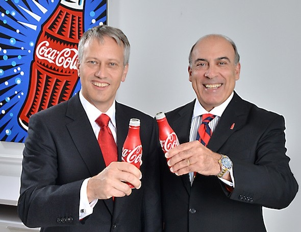 Coca-Cola profits fall as it adds new non-soda low-sugar beverages