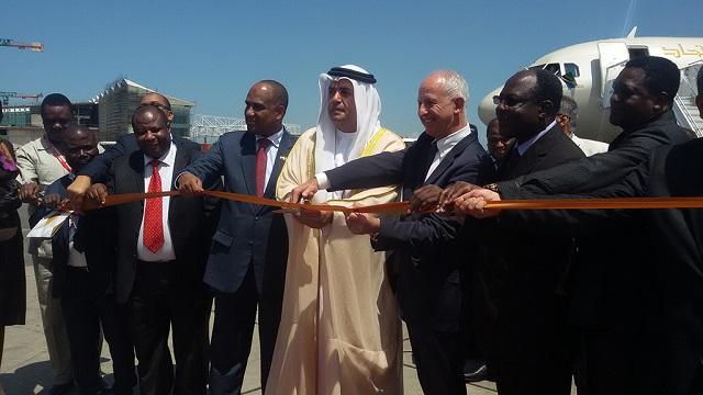 Etihad launched in Tanzania last year.