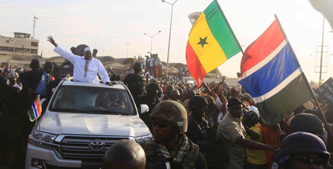 Gambia elects MPs for post-Jammeh era