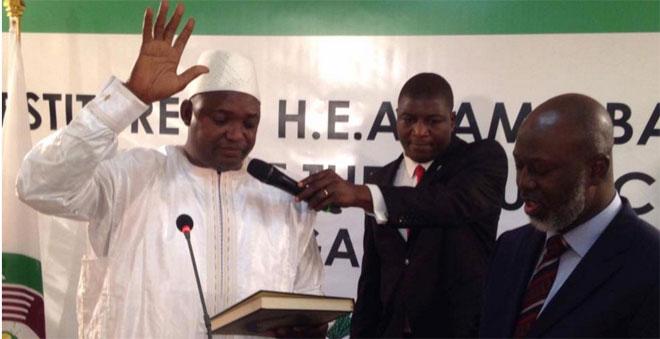 Gambia coalition near collapse over legislative election