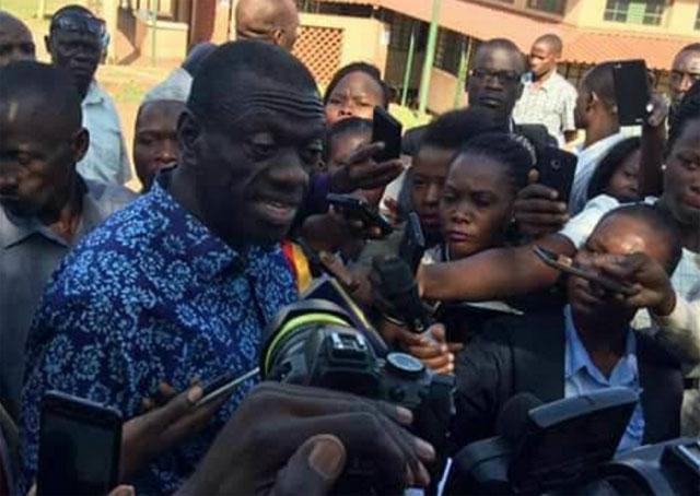 Besigye files application against Nakawa court appearances