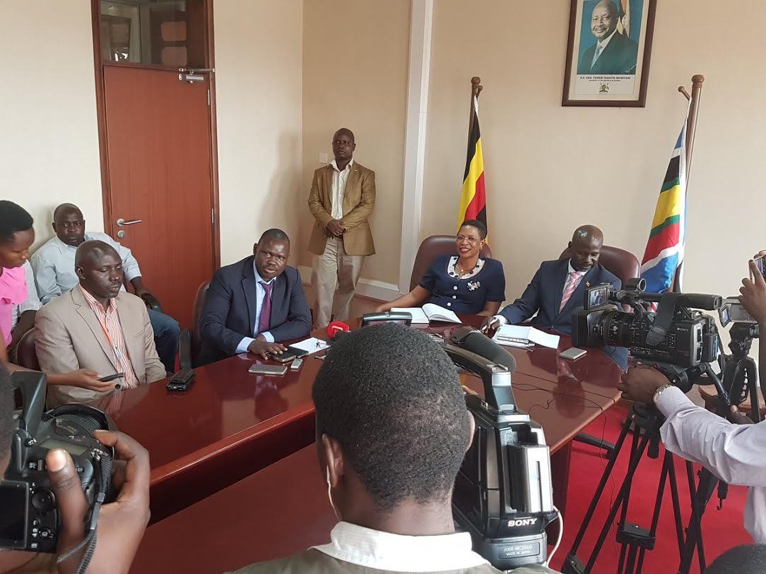 Sabiiti withdraws 'presidential handshake' petition