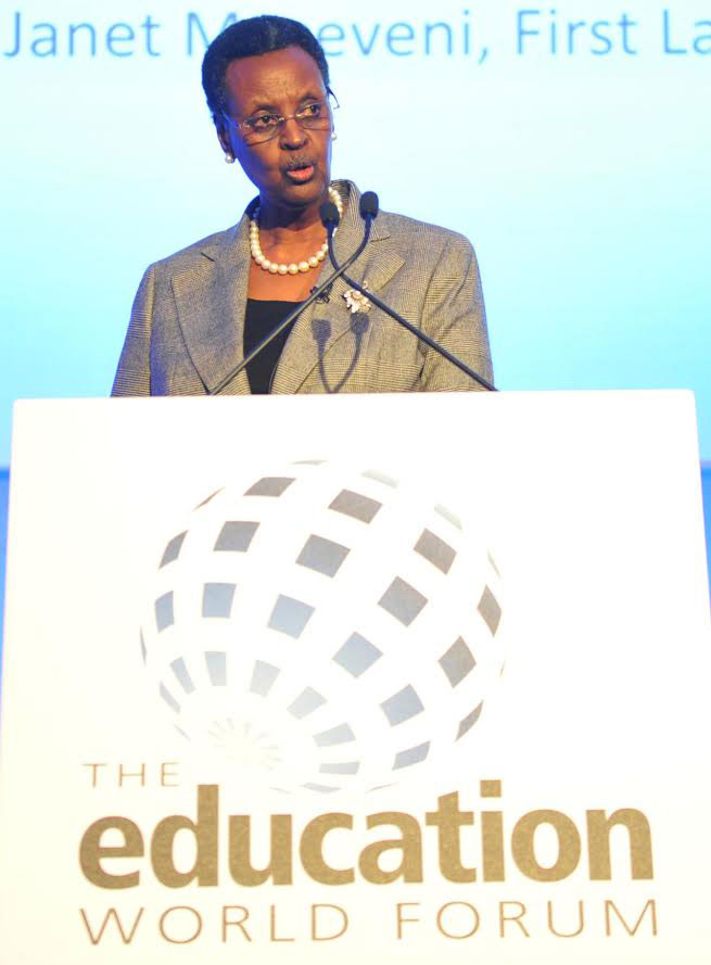 To Improve Education Focus On >> Janet Museveni Focus On Assessment To Improve Education