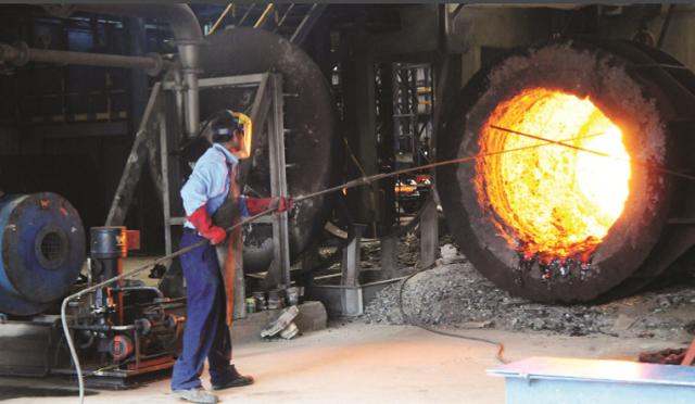 Steel troubles melt away in 2017