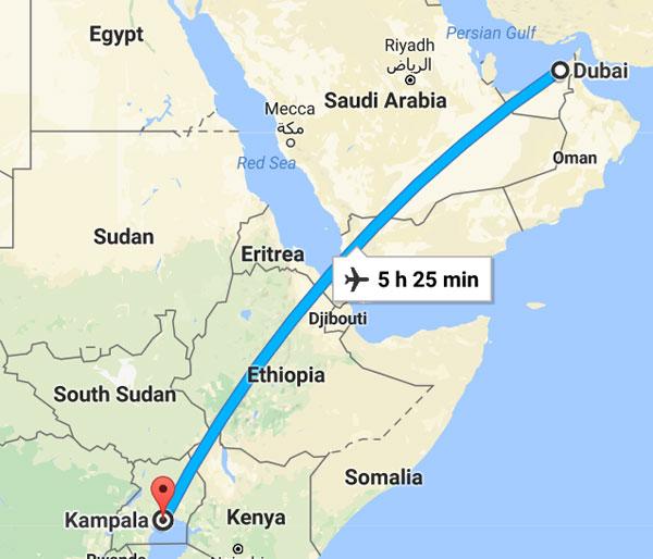 Ugandans living in UAE most generous long distance lovers