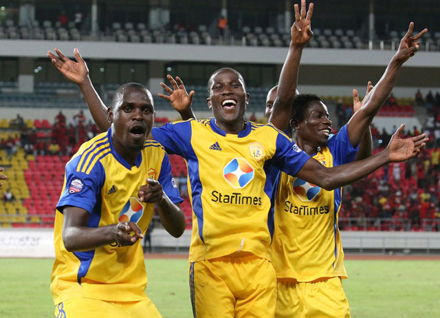 KCCA, Vipers face South African opponents next