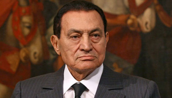 hosni mubarak - photo #25