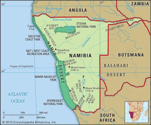 Namibia demands $30 bln for colonial era German genocide