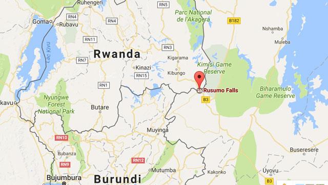 Rwanda Tanzania Burundi Start Construction Of Rusumo Dam - Where is tanzania located