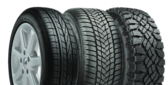 TECH: Buying new tyres