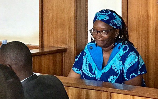 Stella Nyanzi case moved to May 10