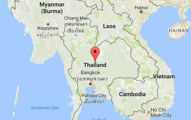 Thai man arrested for smuggling sperm to Laos