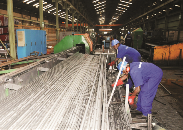 Uganda's manufacturing sector slows growth
