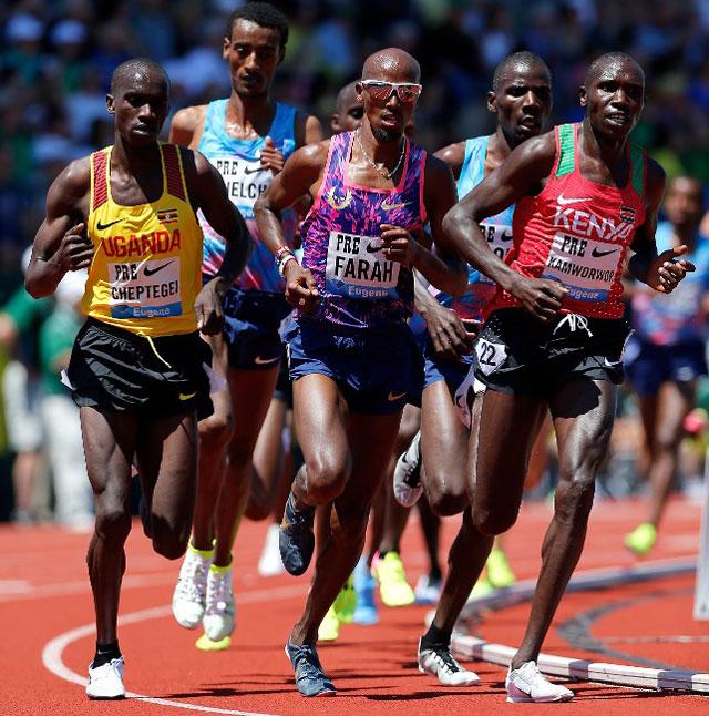 Brilliant Cheptegei Finishes 4th In 2017 World's Fastest