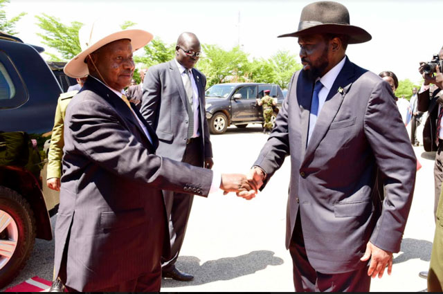 South Sudan's Kiir declares unilateral ceasefire, prisoner release
