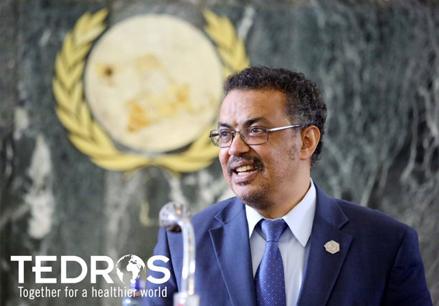 WHO reform a top priority for Ethiopia's Tedros