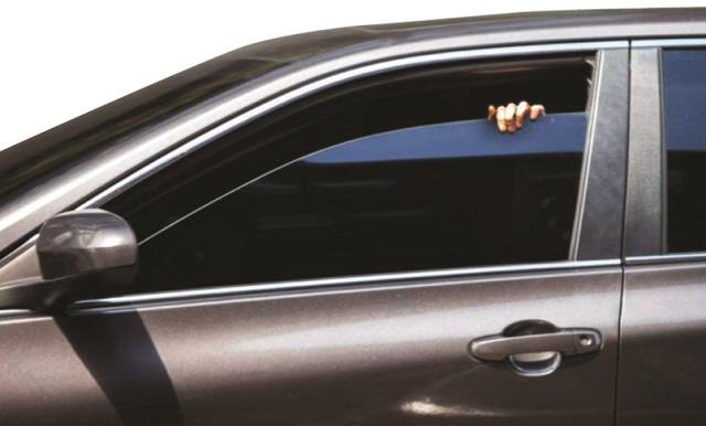 Car Window Tints Can Be Dangerous