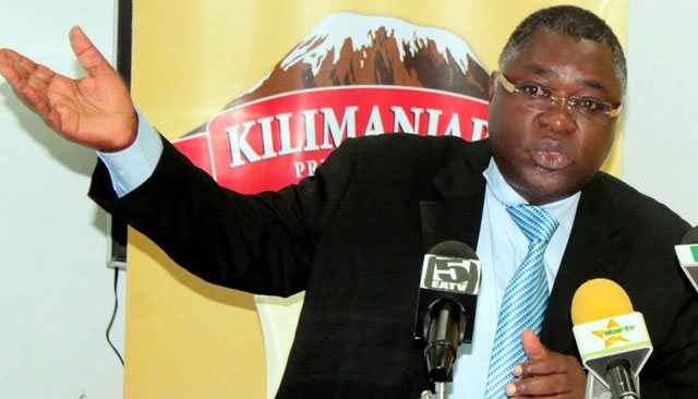 Tanzania court charges football chief with embezzlement