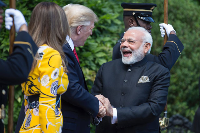 PM Narendra Modi arrives in the Netherlands after U.S.  visit