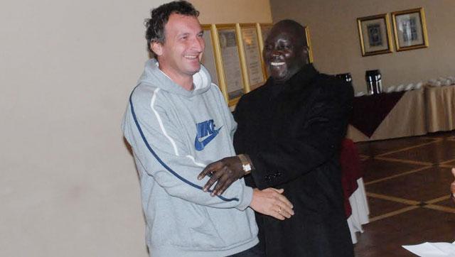 Memories of Lesotho 2007 as Uganda Cranes encounter Force Majeure again