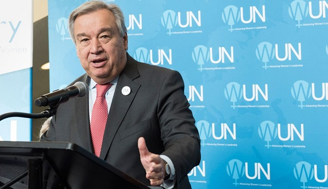 UN chief takes aim at Burundi leader's bid to extend rule