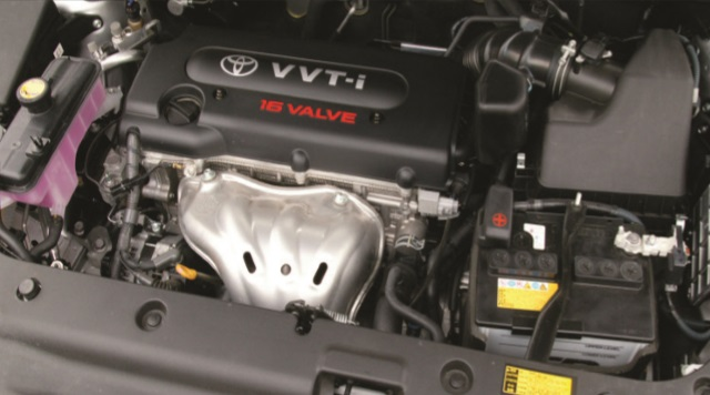 TECH NEWS: Saving fuel with VVT-i engine